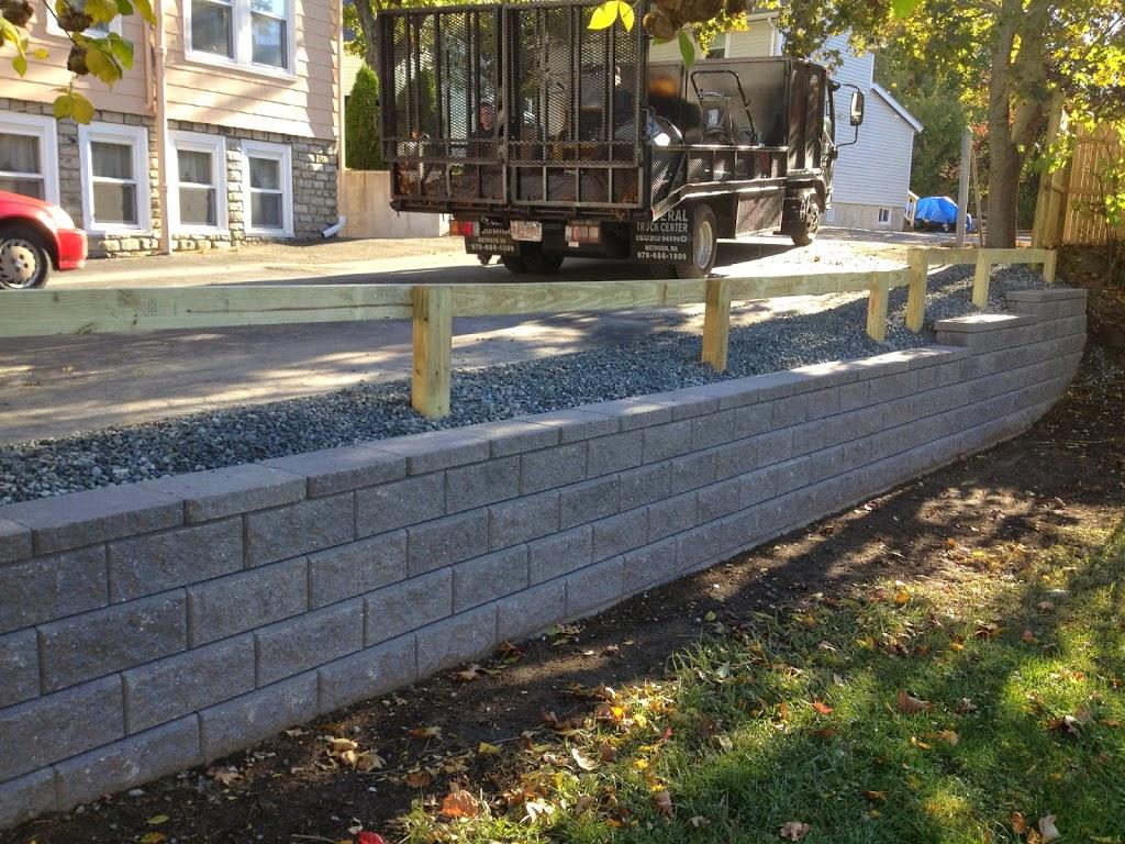 Retaining Walls Wakefield, MA