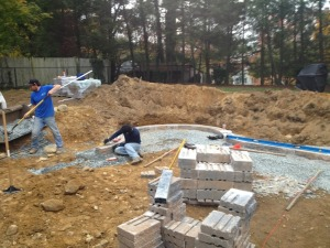Patio Construction Wakefield, MA